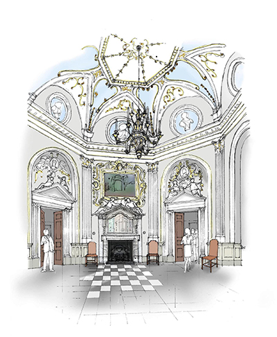 Orleans House Gallery Venue Hire London Borough Of Richmond Upon Thames